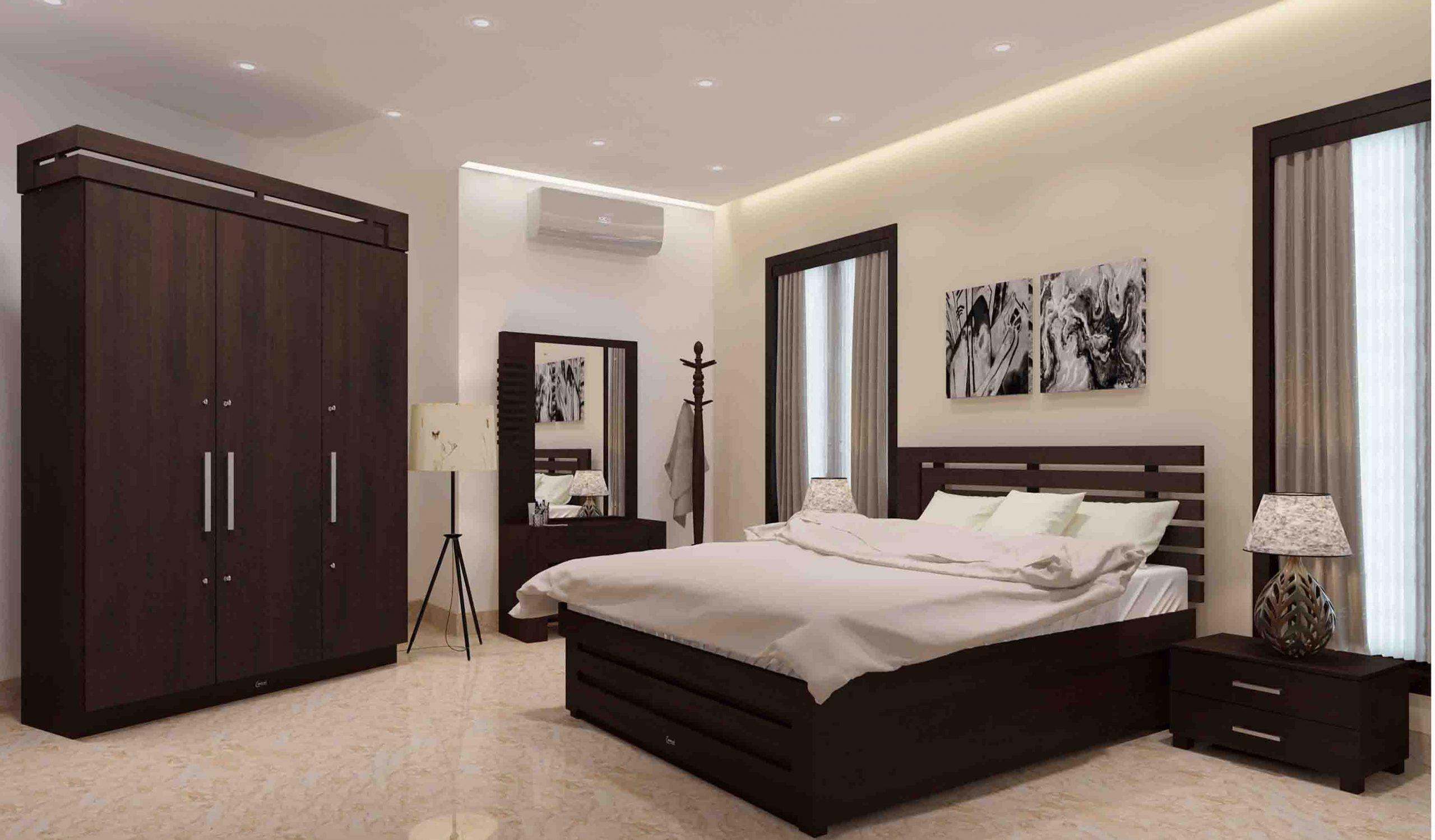 Bed room furniture in kerala