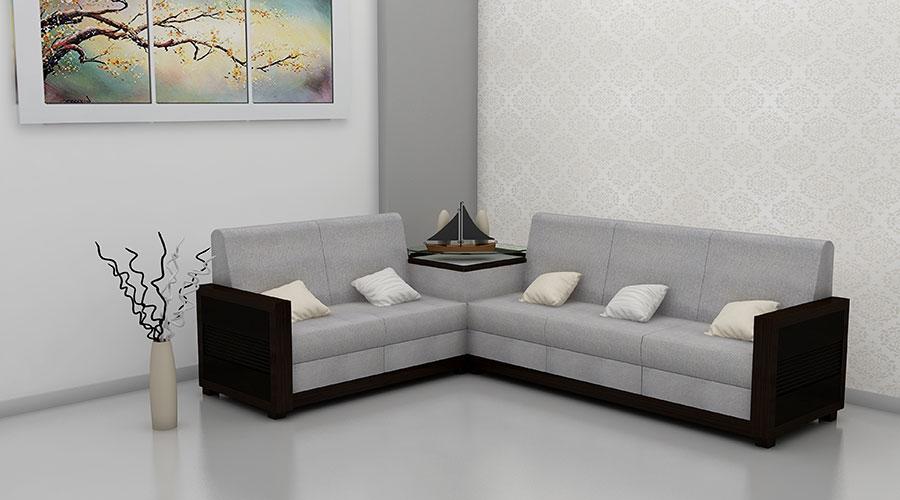 living room furniture white